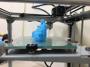 Sản phẩm 2 trong 1 - Máy in 3D tích hợp Máy quét 3D