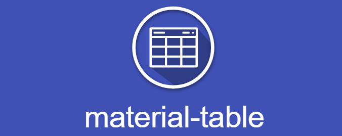 material-table react examples