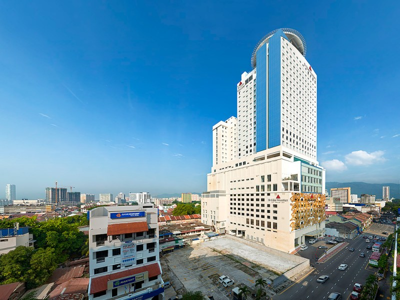 Central Location The Wembley A St Giles Hotel Penang