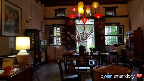 27 Concubine Lane Heritage Stay in Ipoh Heritage Quarter