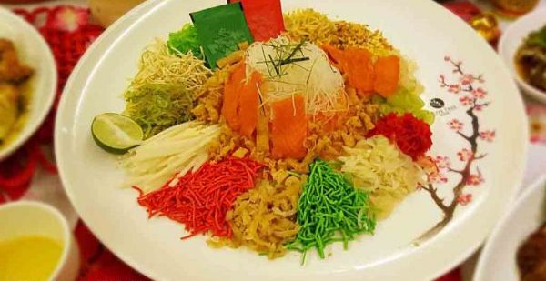 12 Yee Sang Toss Steps for Chinese New Year Prosperity