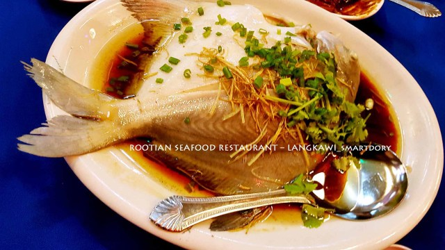 Rootian Seafood Restaurant, Langkawi Year End Celebration