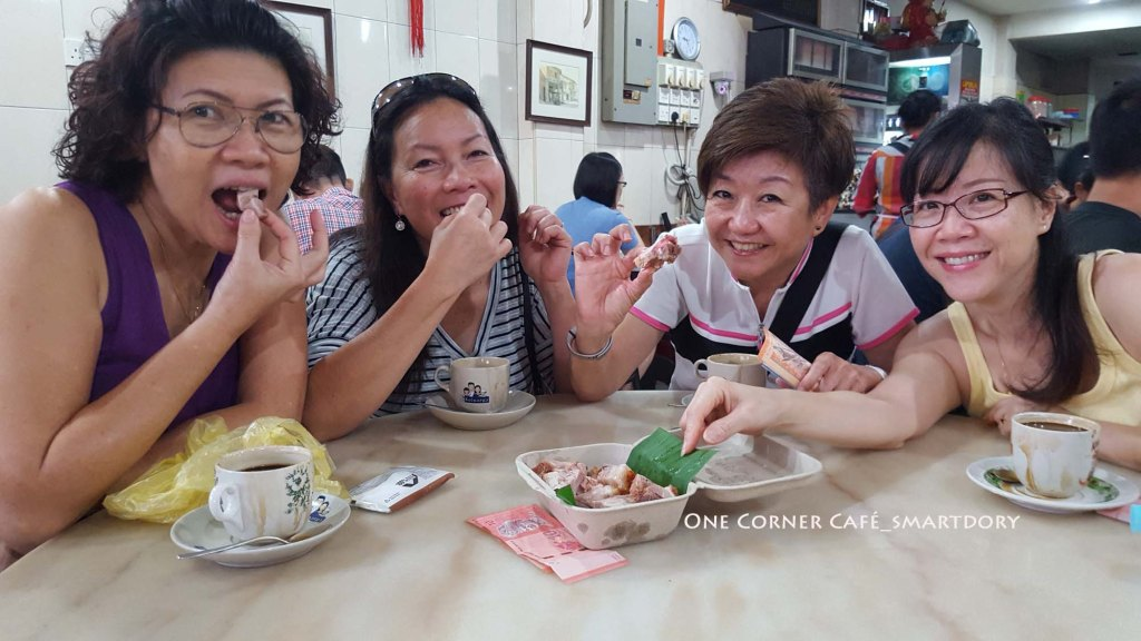 Breakfast Pit Stop One Corner Café At Jalan Bawasah Penang_Hokkien Mee Breakfast