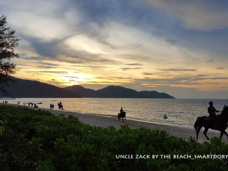 Romance On The Beach At PARKROYAL Penang Resort