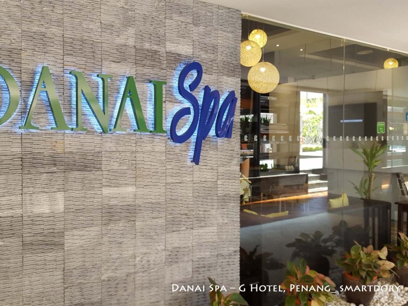 Relaxing Spa Treatments Danai Spa | G Hotel Gurney