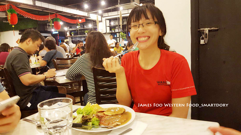 Delicious Affordable Favourite James Foo Western Restaurant