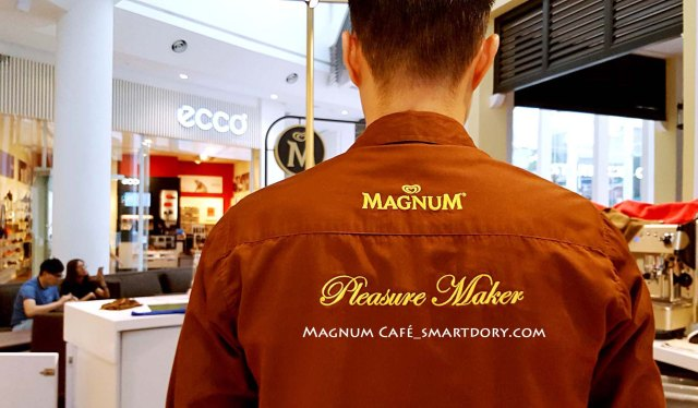 Magnum Ice Cream | Luxury Ice Cream Bars | Magnum Cafe