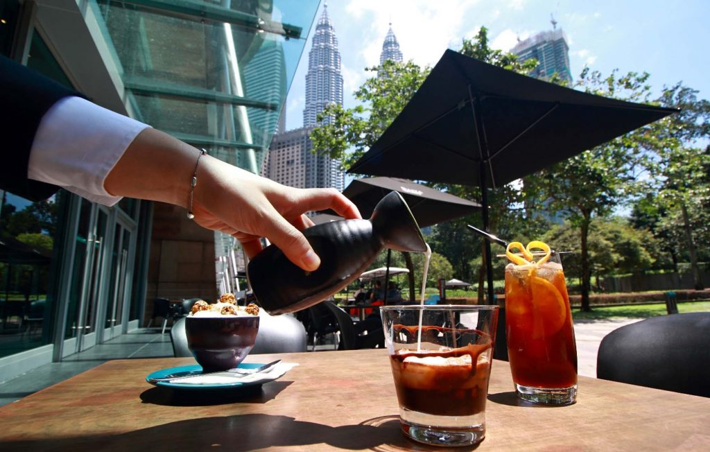KLCC The Pit Stop For Great Coffee Kuala Lumpur