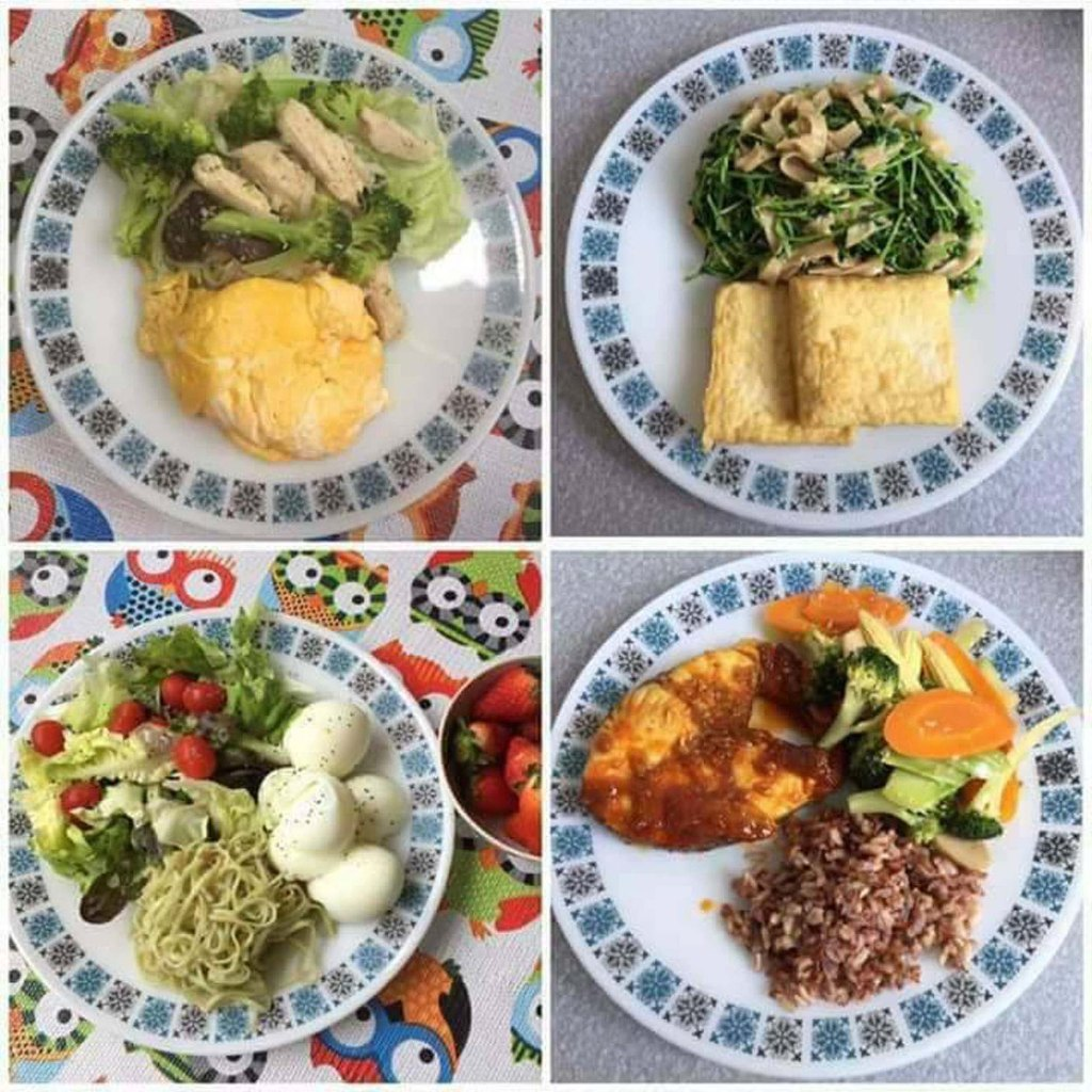 Good protein and vegetables meal plans