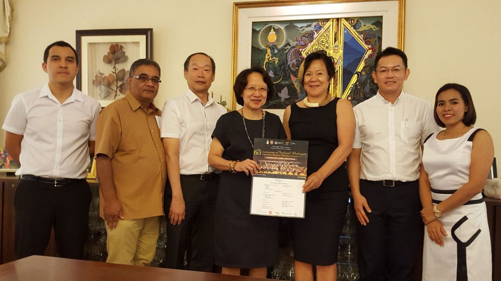 60th Anniversary of Thailand – Malaysia Diplomatic Relation Celebration Concert