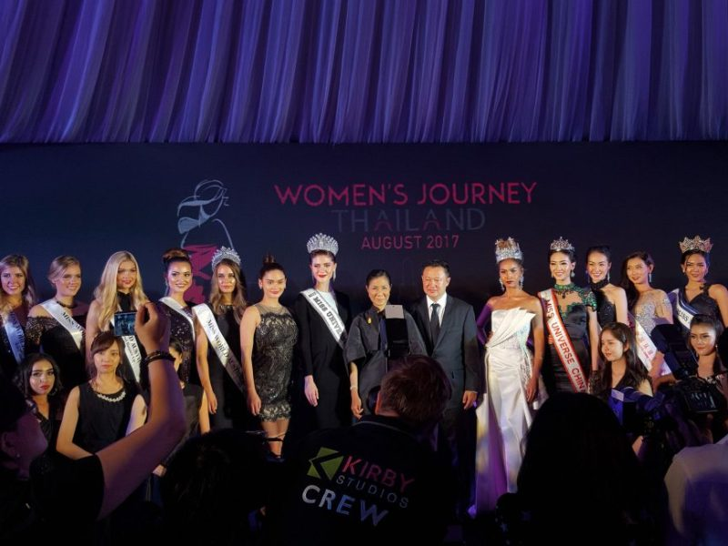 Gala Reception Women's Journey Thailand Campaign 2017