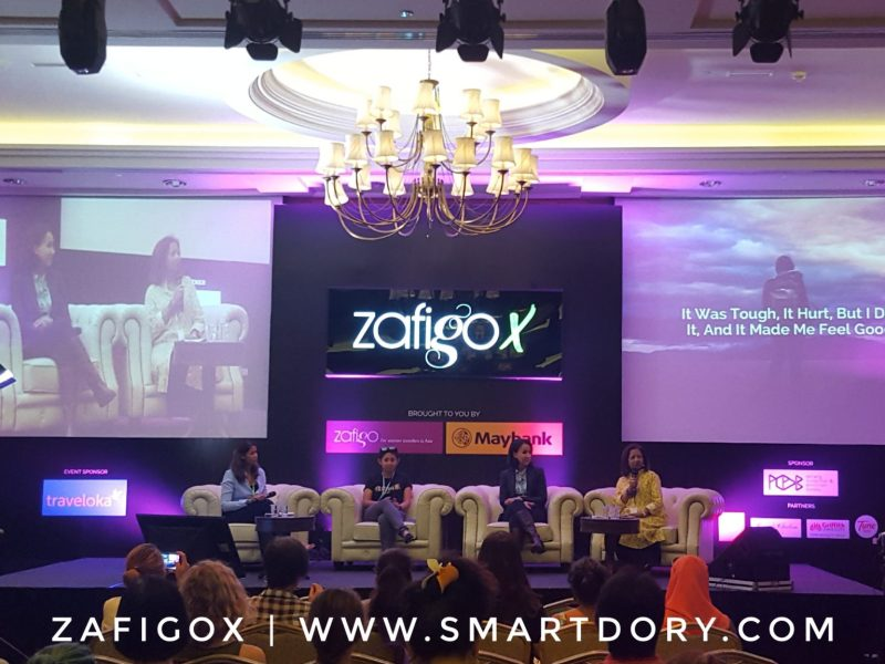ZafigoX 2017 |  First Asian Women Empowerment and Travel Conference