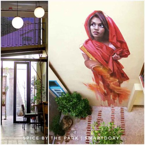 Spice By The Park Boutique Hotel Hidden Mural Penang