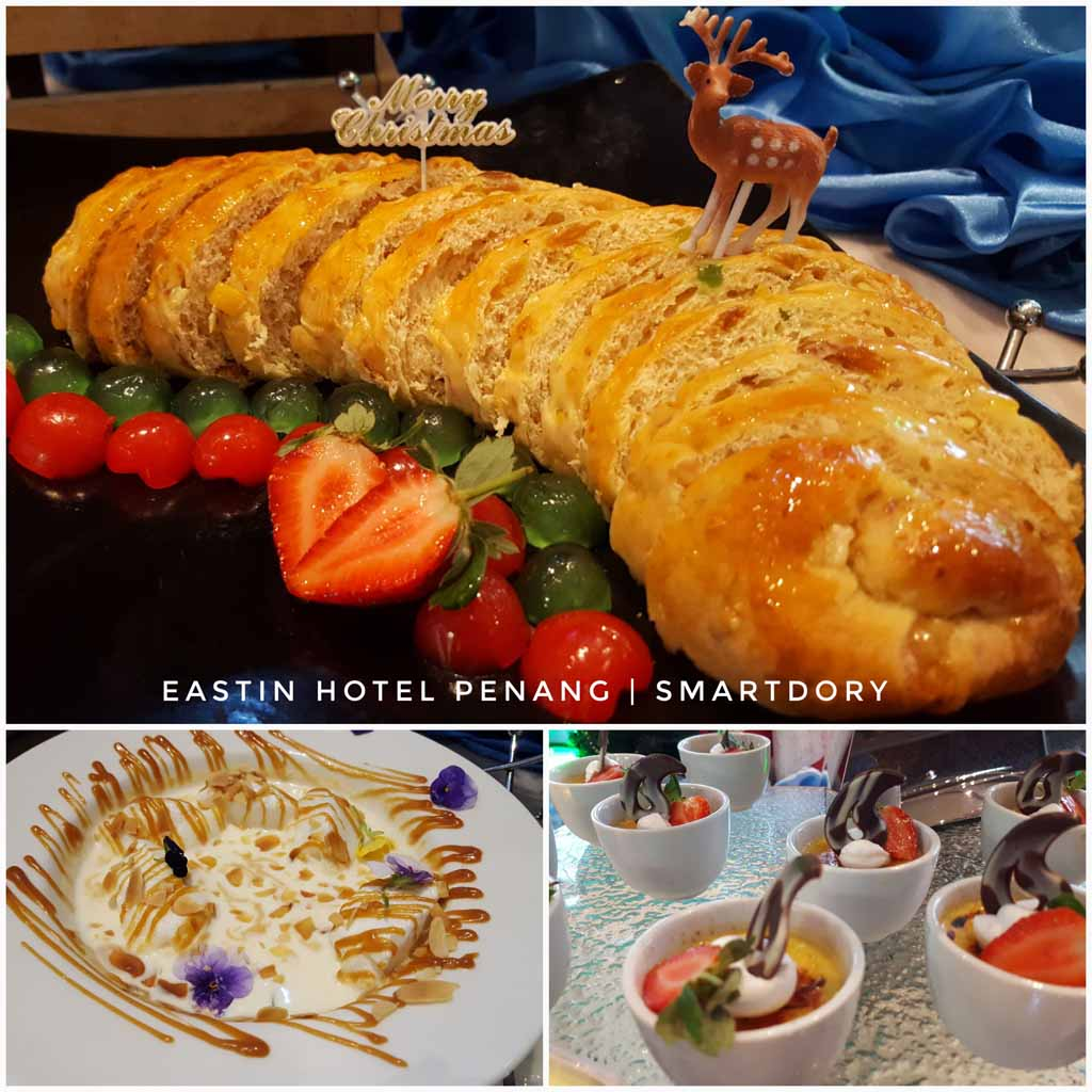 Christmas Eve & Christmas Day Buffet Dinner At Eastin Hotel_Desserts