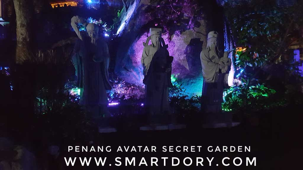 Penang Avatar Secret Garden Top Tips For Visitors