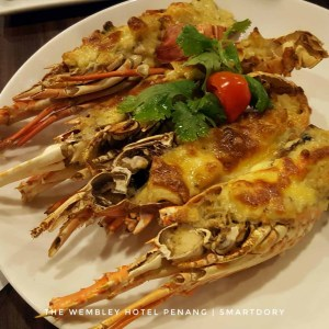 Christmas Buffet Lobster Thermidor