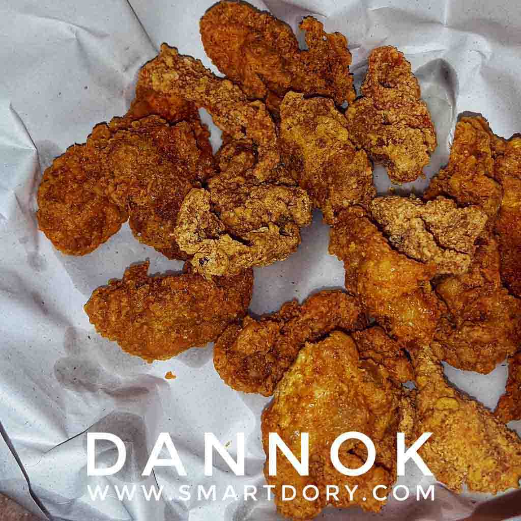Top 10 Thai Street Foods in Dannok