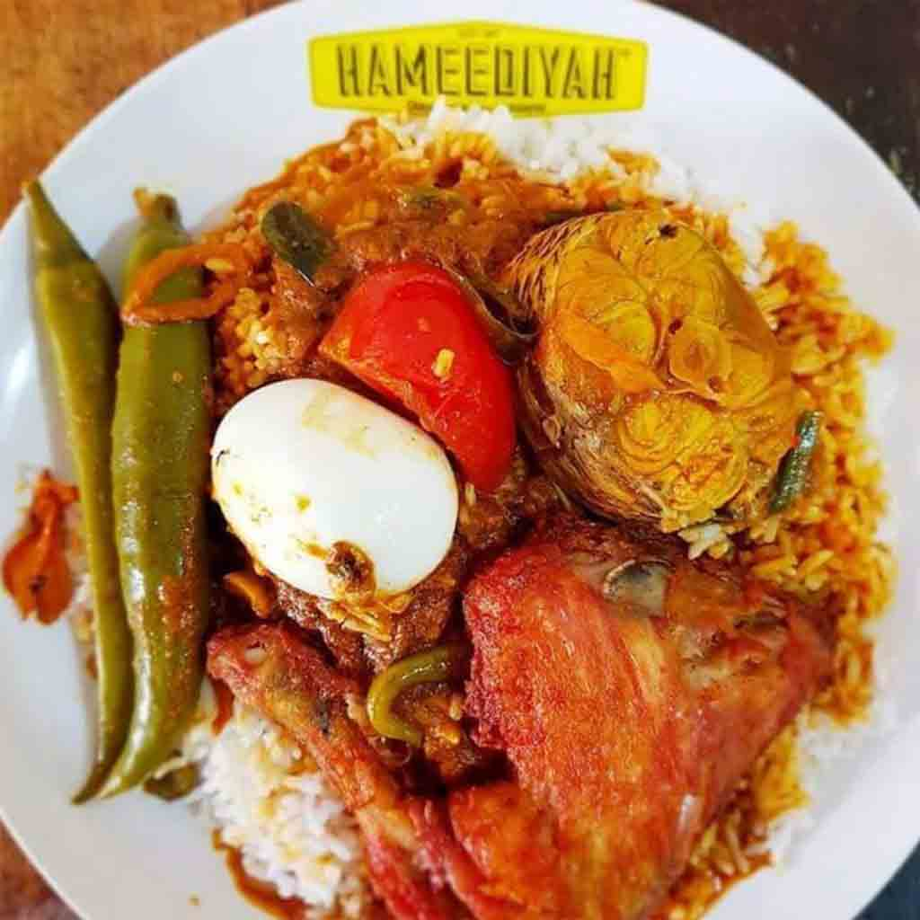 10 Best Halal Food Hunt in Penang for Holiday Makers Hameediyah Restaurant