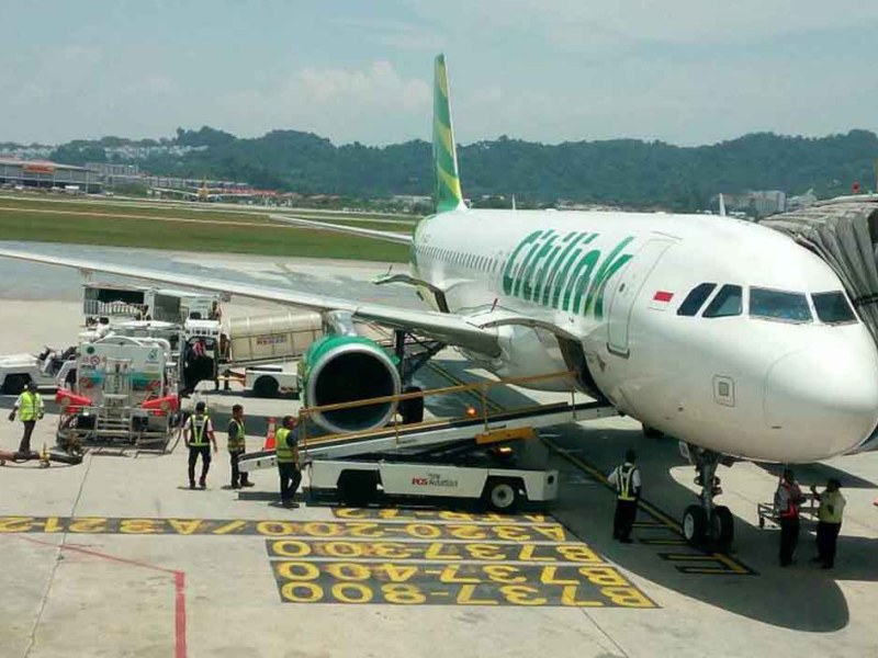 Citilink Indonesia Launches Inaugural Jakarta-Penang Route