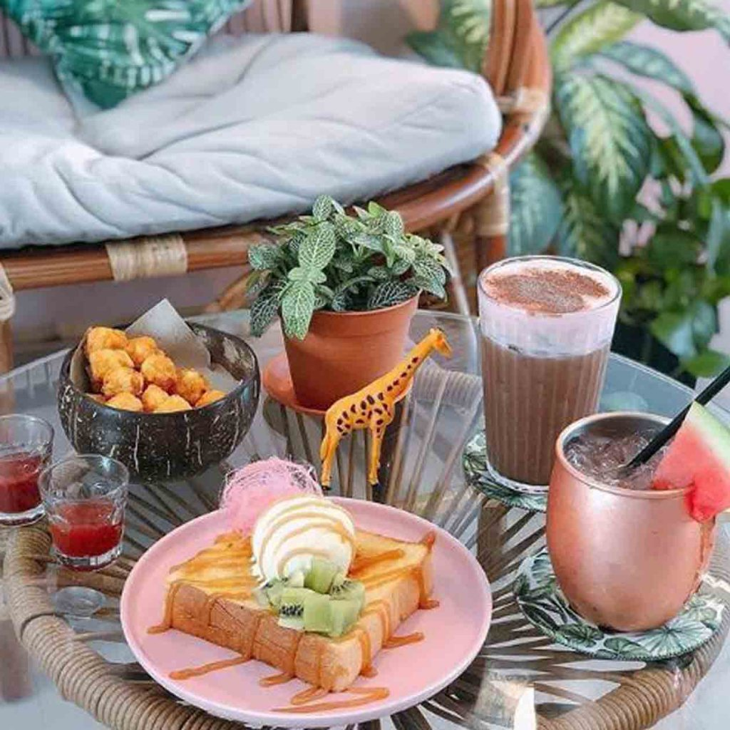 Beautiful Instagramable Cafes in Penang