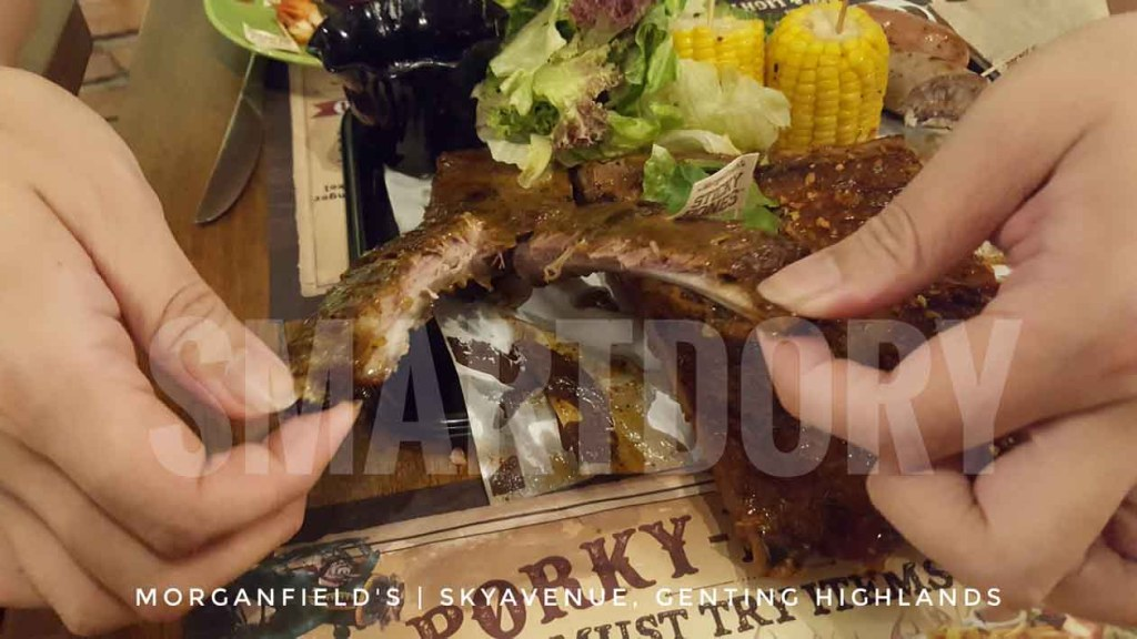 24 hour Food Trail Experience Sky AvenueGenting Highlands_Morganfields
