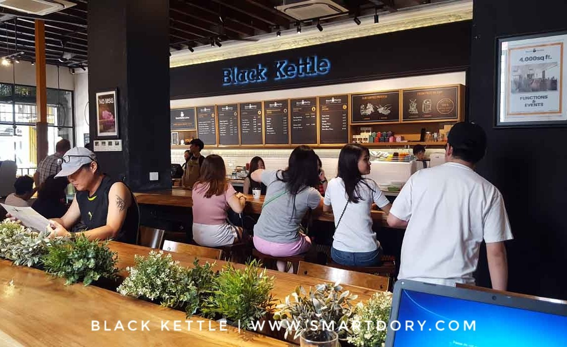 Best 12 Dishes for Breakfast Lunch Dinner at Black Kettle Penang