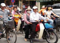 Use Grab Bike Vietnam to Get Around Vietnam's Cities Cheaply