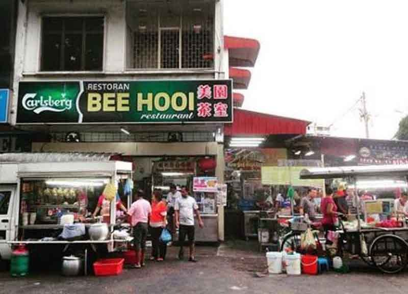 Favourite Day & Night Char Kway Teow Stalls in Penang