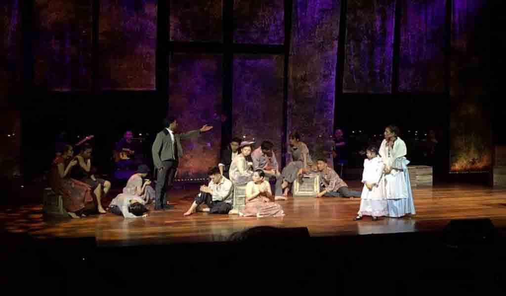 Euphrasia – The Musical