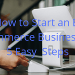 stepsin ecommercebusiness