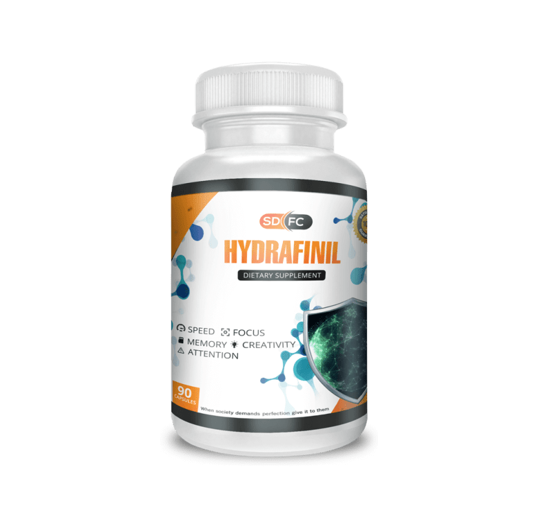 Hydrafinil Dosage