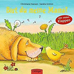 Besten Bücher für Kinder ab 1 Jahr: Bist Du meine Mama?