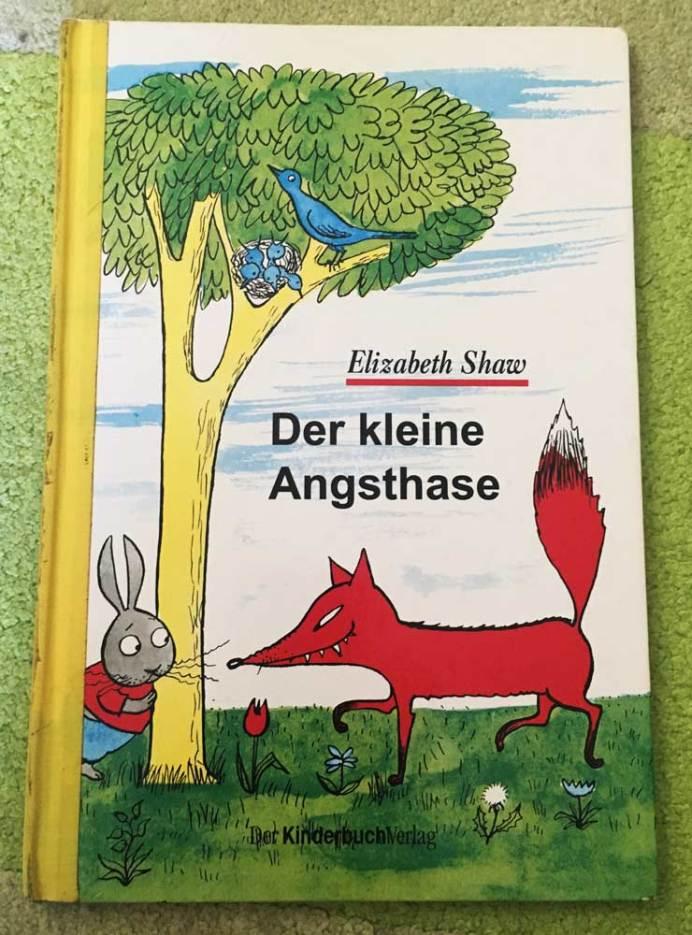 die besten Bücher für Kinder ab 4 Jahre Der kleine Angsthase