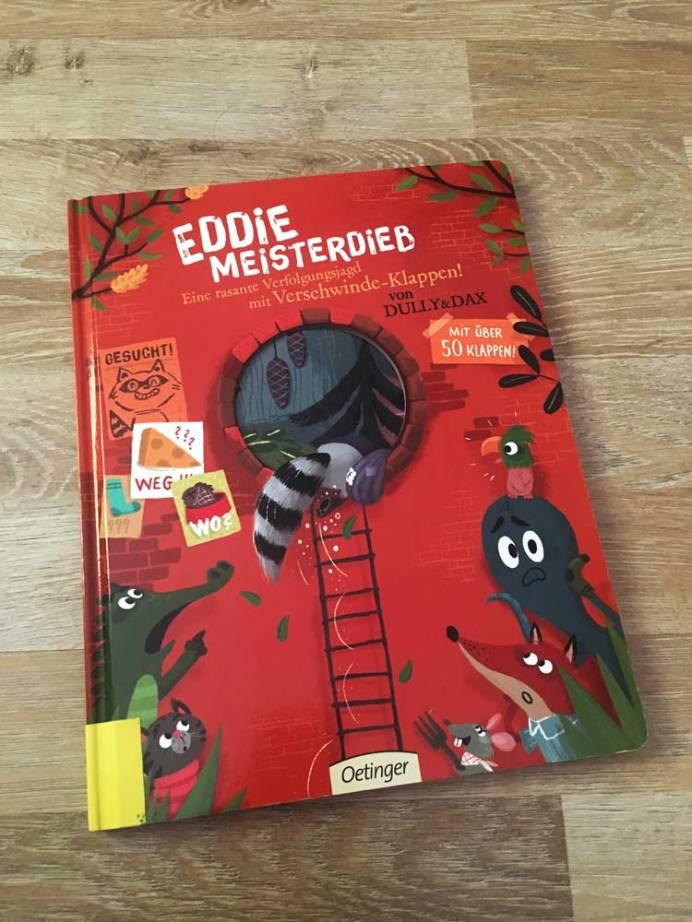 Die besten Bücher für Kinder ab 4 Jahre Eddie Meisterdieb