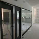 glassvegg prosjekt meland driftsstasjon
