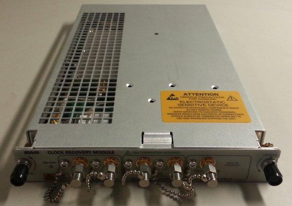 Tektronix 80A05 Electrical Clock Recovery Module
