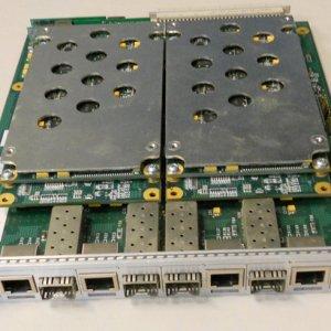 Ixia LM1000STXS4-256 10/100/1000 Mbps & Gigabit Ethernet TXS Load Module