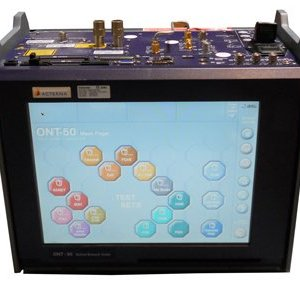 Acterna ONT-50 10G Optical Network Tester with Jitter and Wander