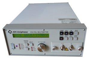 JDSU PS3 PS3650 Polarization Dependent Loss (PDL) Meter
