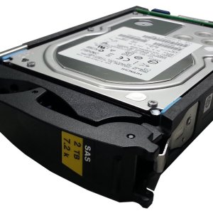 EMC VNX V3-VS07-020 VX-VS07-020 V4-VS07-020 2TB NL-SAS Disk Drive