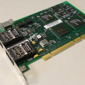 NetApp X2044A Dual Port FCAL Controller Card