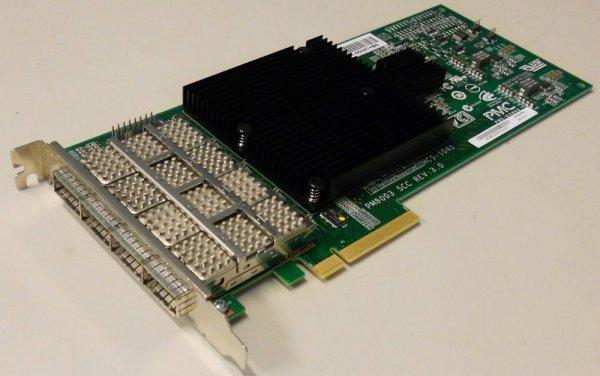 NetApp X2065A-R6 Copper PCIe Quad-Port QSFP 3-Gb SAS Host Bus Adapter