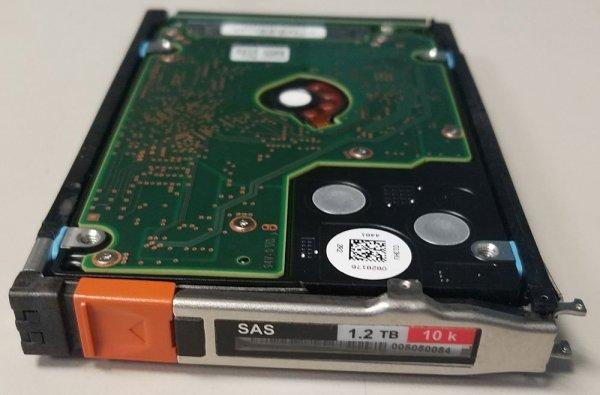 EMC 005050084 V4-2S10-012 2.5″ 1.2TB 10K SAS Hard Drive