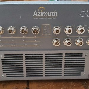 Azimuth ACE MX 120-240VAC 50-60Hz MIMO Channel Emulator