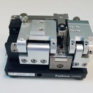 Fujikura CT-03HT-06 High Precision Fiber Cleaver