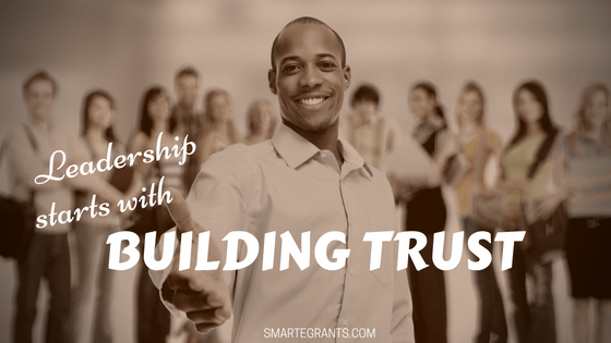 Trust Me - Building Trust the Key to Leadership - Dave Tinker, CFRE