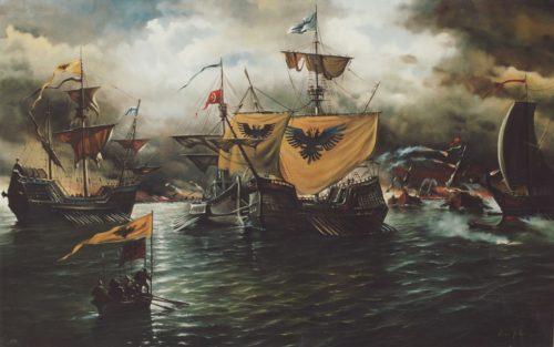 11byzantine navy