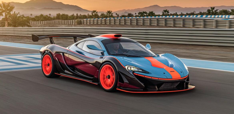 Lanzante LM 25 uma homenagem ao McLaren F1 GTR