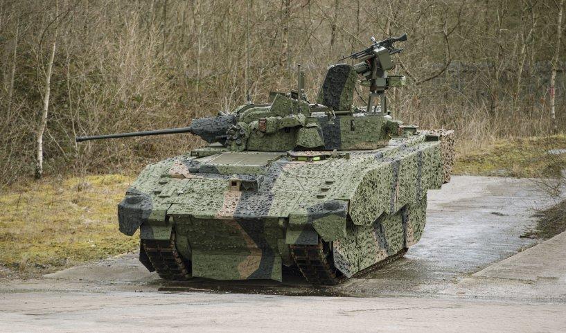 Reino Unido vai reavaliar programa Ajax