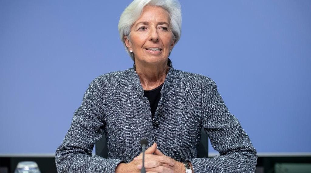 """Crise mudará as economias e a Europa está em """"excelente posição"""", diz Lagarde"""
